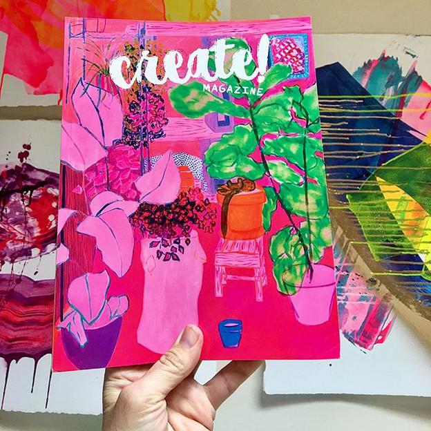 Create Magazine Feature