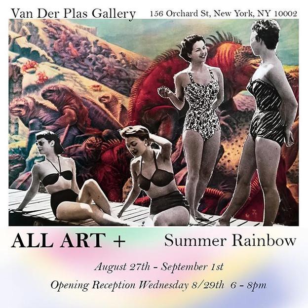 Group Show at Van Der Plas Gallery- LES Manhattan