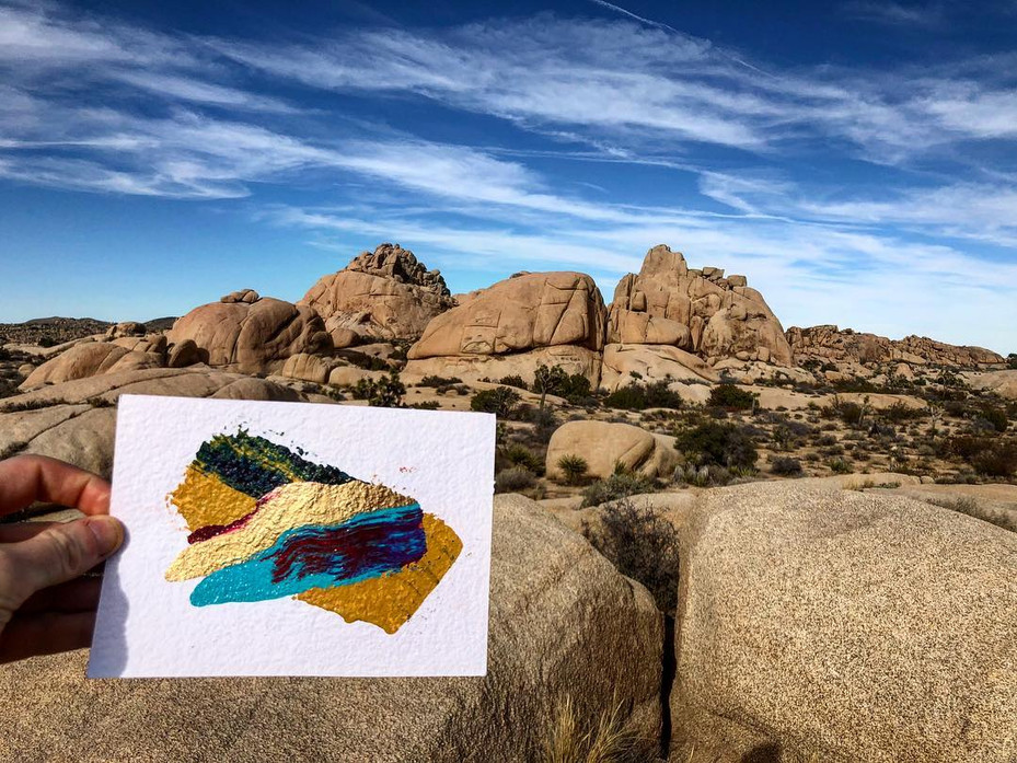 SOLD Joshua Tree series  (Bklyn, NY)