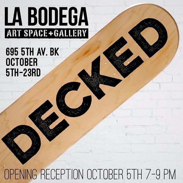 Group Show at La Bodega -Brooklyn, NY