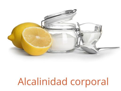 Alcalinidad corporal