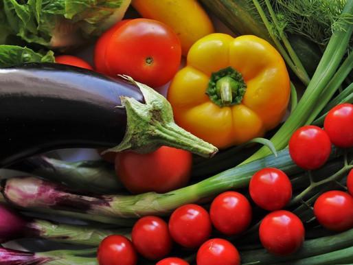 Alimentos veganos que incrementan tus niveles de energía.