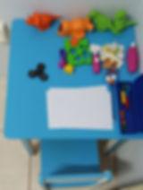 Espaço kids do consultório Dra.Luciele Stochero em Santo Ângelo
