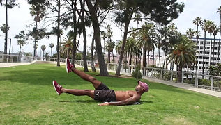 UP DOWN LEG LIFTS RAISES