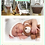 Thumbnail: Lullababy® Federwiege Weiß