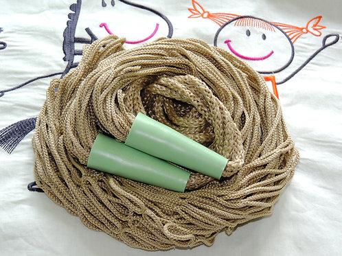 Lullababy® International - BabyMove Federwiege Ersatznetz Natur (naturfarben)