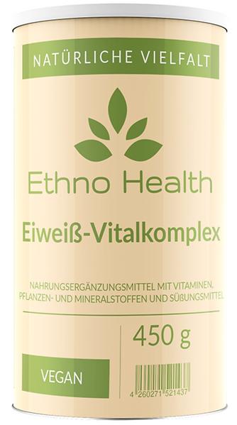 Ethno Health - Eiweiss Vitalkomplex