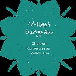 Diese App kann deine Chakren, dein Körperwasser und deinen Zellcluster optimieren. Durch einen cell-scan erfähst du noch mehr. Schau bei https://cell-scan.de mal vorbei und mach dich schlau.