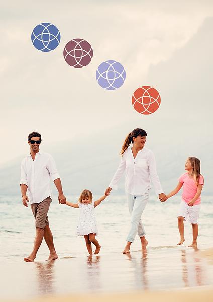 Belastungen wie Elektrosmog und elektromagnetische Felder, sowie impulsmodulierte Strahlung (5G) vermeiden Quencies - Familienschutz