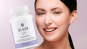 Bloom Up - Vitamin B(loom up): Von A bis Zink! Die neue Zauberlösung heißt Nutricosmetic! | Nutricosmetic setzt auf ausgewählte Mikronährstoffe für Haut, Haare und Nägel, um unseren Körper von innen mit den richtigen Nährstoffen zu versorgen.