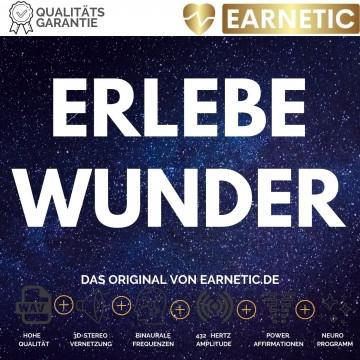 Erlebe Wunder & manifestiere schneller – Silent-Subliminals von EARNETIC  mandala connection