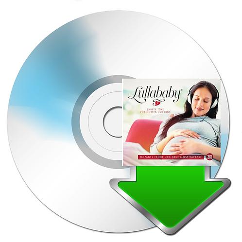Download Lullababy Federwiege Sanfte Töne,Mozarts frühe und neu Meisterwerke, entspannt Mutter und Kind. Ideal für alle Babys