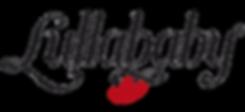 2014 beekommen unsere Fedrwiegen in neuses Logo, Das Lullababy Federwiegen Logo mit Herz