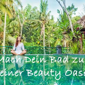 Schönheitspflege, ein Teil gelebter Selbstliebe…