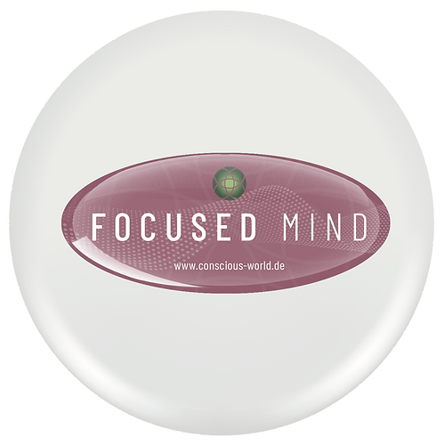 Mit dem Quencie Focused Mind haben wir speziell die Frequenzen unterstützt, die für eine klare Konzentration hilfreich sind.