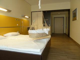 Lullababy® Federwiege im Klinikum Krefeld
