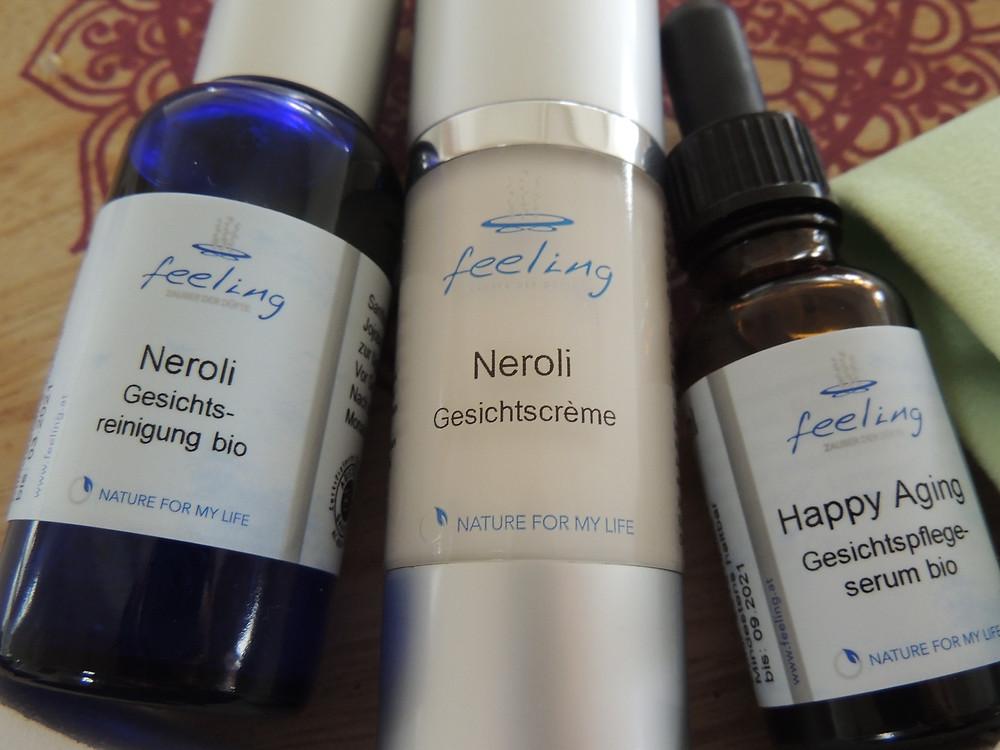Nerolas Zauber von feeling ätherische öle im aroma.blog by Nadi van Klev:  Mein absoluter Liebling! Neroli wirkt entspannend und stimmungshebend und wird auch gerne bei Hautproblemen und nervösen Anspannungen eingesetzt.
