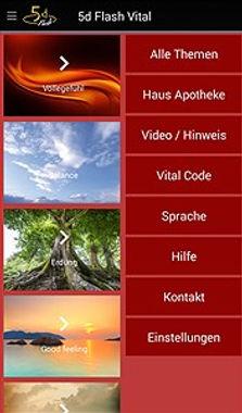 Cell-Scan_5d Flash App_Alle Themen_mit dem Vitalcode Lulla3 20 Euro sparen.