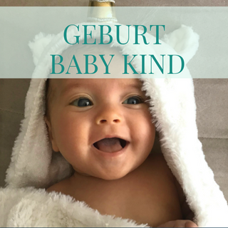 Geburt Baby Kind
