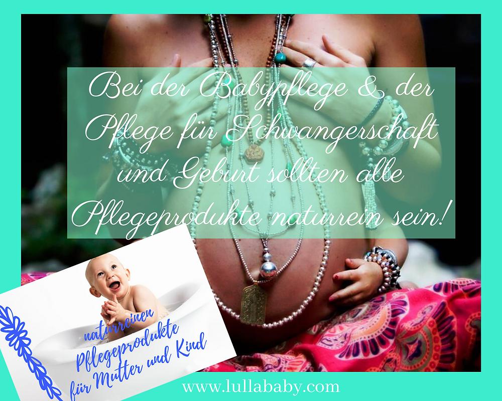 feeling Zauber der Düfte, Babypflege mit Naturkosmetik, powerd by Lullababy International