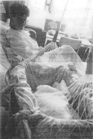 Lullababy Federwiegen in der Abteilung Geburtshilfe im Spital Appenzell