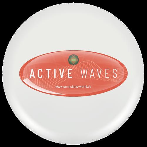 """Deshalb haben wir die Frequenzen unserer bioenergetisierten Nahrungsergänzungen wie Cell Light oder Stone Tears genau auf die Frequenzen des Quencies """"Active Waves"""" abgestimmt."""