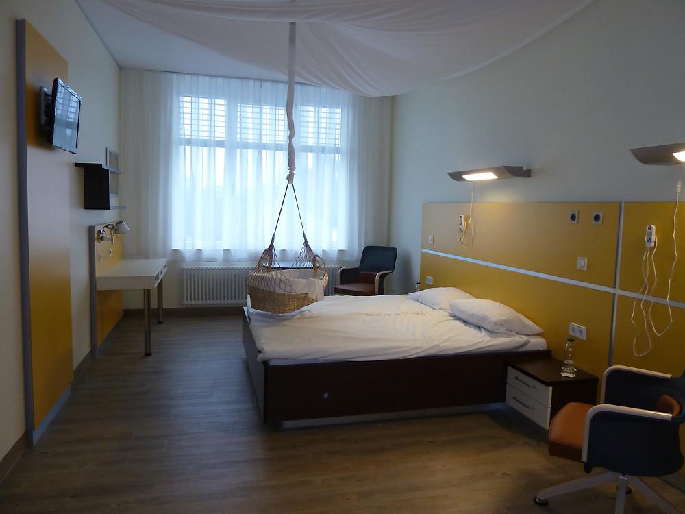 Lullababy BabyMove nun auch auf der Geburtsstation im Klinikum Krefeld