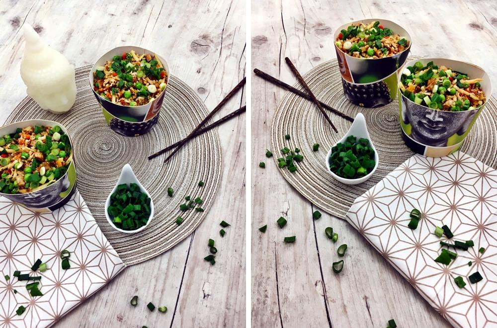 Habt ihr schonmal 'Reis' aus Blumenkohl hergestellt? Wie hat euch diese Alternative geschmeckt?