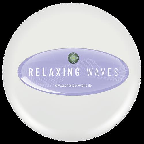 """Quencie """"Relaxing Waves"""" Mit unserem conscious world Entspannungs-Quencie haben wir einen lokalen Unterstützer gebaut, der Deinen Ort der Entspannung mit harmonischen Frequenzen erfüllt."""