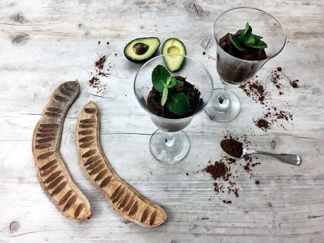 So süß und doch gesund: Vegane Avocado Mousse au Chocolat!