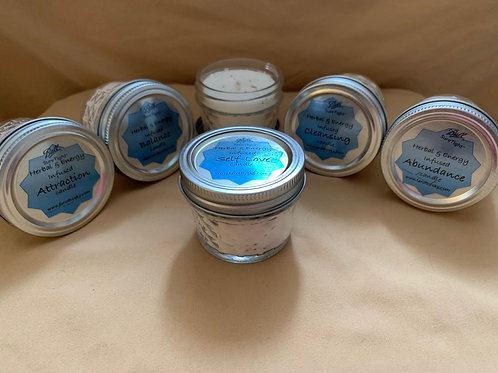Energy Infused Candles