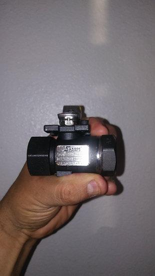 HD Sharpe ball valve