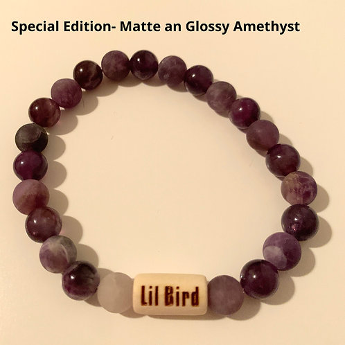 Special Edition- Matte and Glossy Amethyst
