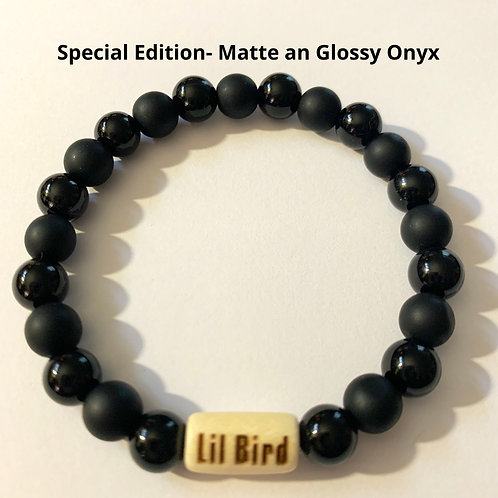 Special Edition- Matte and Glossy Onyx