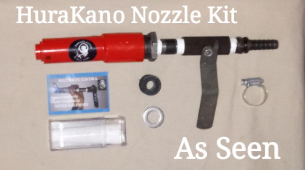 HuraKano Ported Nozzle Kit.