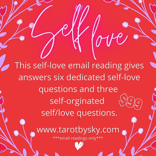 Self Love Email Reading