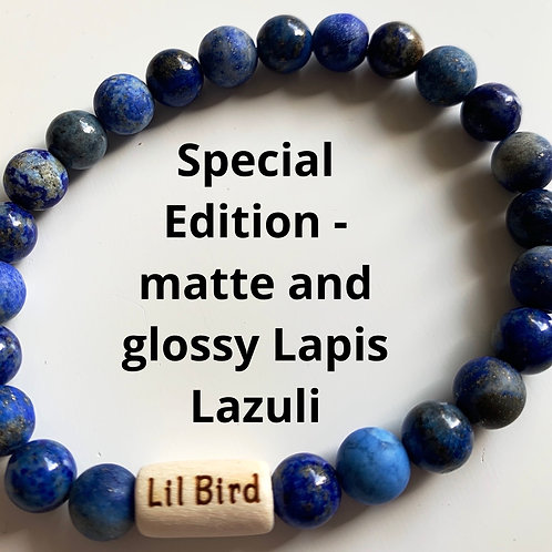 Special Edition- Matte and Glossy Lapis Lazuli
