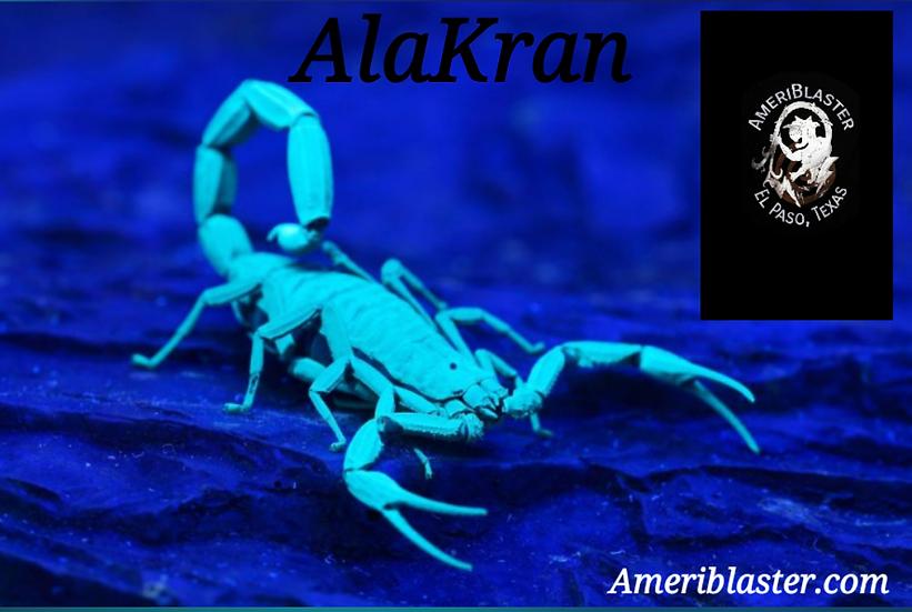 AlaKran Prep Gun. The power of 1/4.
