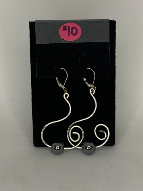Artistic Earring Sets (choose a gem style) 1