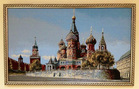 Москва. Собор Василия Блаженого