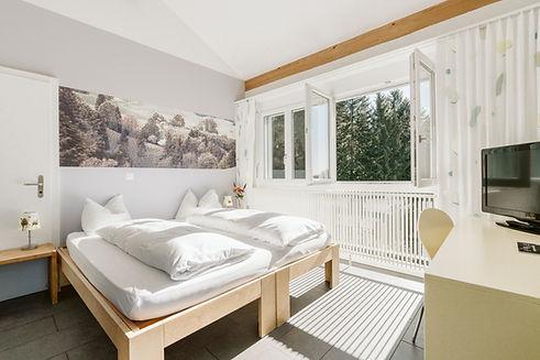 Hotel im Emmental, Landgasthof Lueg, Zimmer mit Aussicht - Lueg use