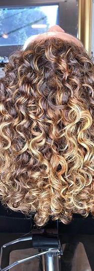 Healthy fall hair 😋🙌🏾. My favorite!
