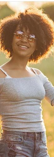 Photo shoots and Phenomenal curls