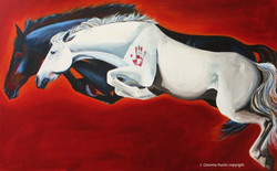 Enduring Your Dark Horse