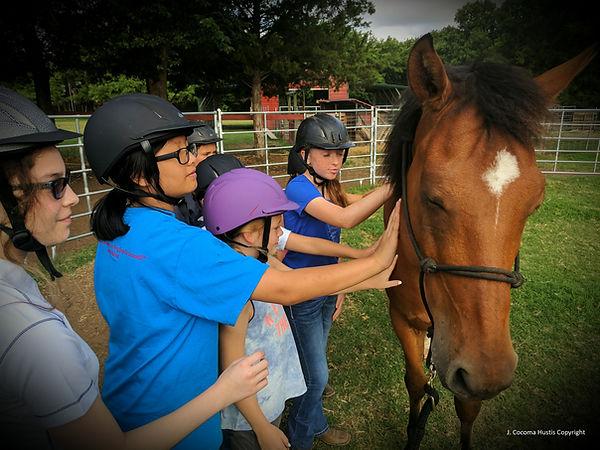 Camp Art of Horsemanship LLC J. Cocoma H