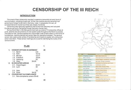 Censorship of the III reich