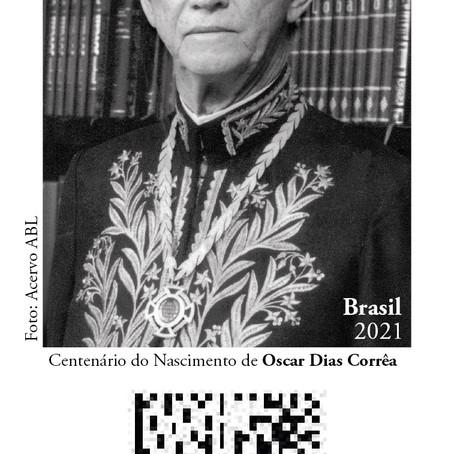 Lançamento | Centenário do Nascimento de Oscar Dias Corrêa
