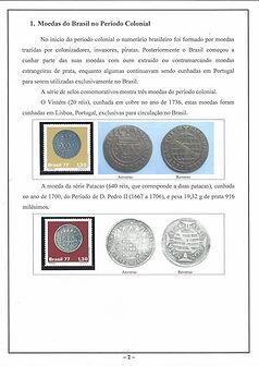 Numismática em Selos
