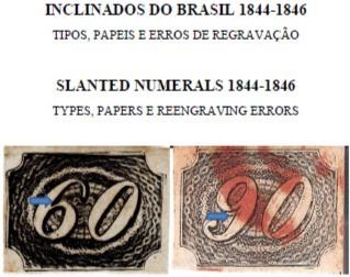 Estudo   INCLINADOS DO BRASIL 1844-1846 - Denis Forte