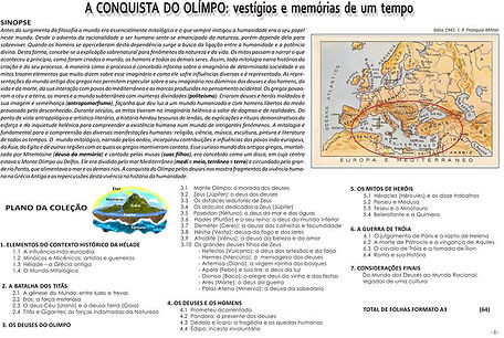 A Conquista do Olímpo